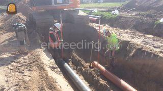 Rioleringswerken  / afwat... Omgeving Wijk bij Duurstede