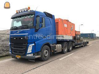Dieplader / oprijwagen Omgeving Waalwijk