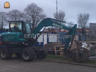 6/7 tons mobiel Omgeving Alphen a/d Rijn