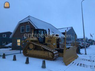 Cat D6N-LGP + GPS + Overd... Omgeving Alphen a/d Rijn