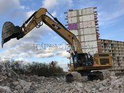 Cat 374D ( 75 ton )