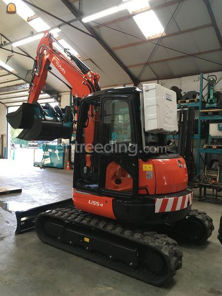 Kubota u55(5ton) 4final+ov