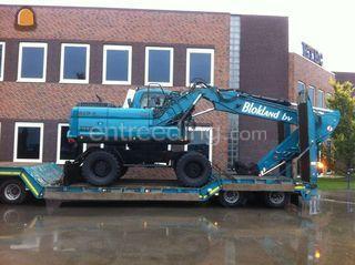 Doosan 19 tons mobiel ove... Omgeving Alphen a/d Rijn
