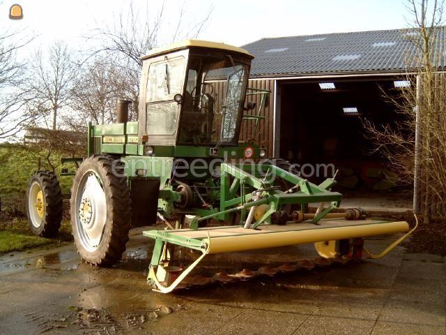 Overige oogstmachines John Deere graszaad maaier