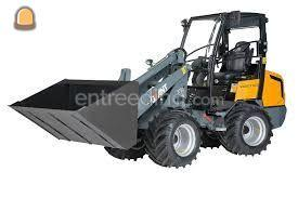 giant mini shovel 2.5 ton Omgeving Goes