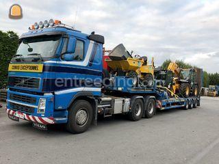 transport voor de wegenbo... Omgeving Kortrijk, Komen-Waasten