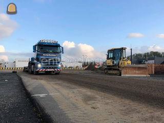 Volvo 6x4 trekker voor ui... Omgeving Kortrijk, Komen-Waasten