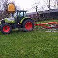 Tractor + pompen Omgeving Alphen a/d Rijn