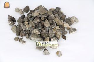 Ardenner grijs kalksteens... Omgeving Gent