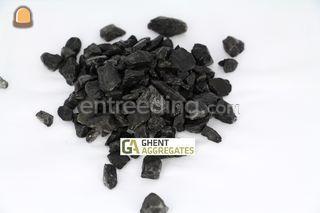 Kalksteen split zwart Omgeving Gent