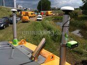 Rupsgraafmachine Liebherr 924 met GPS