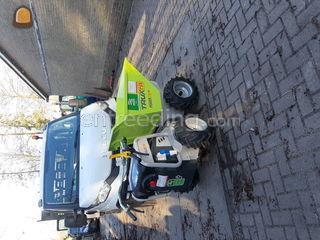 Electrische minidumper 40... Omgeving Hoorn