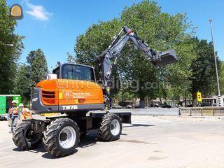Mobiel 8 ton OVERDRUK Omgeving Hoorn