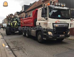DAF kipper Omgeving Antwerpen