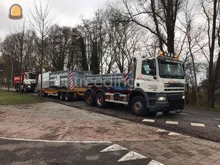 diepladertransport, vervo... Omgeving Antwerpen