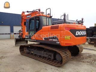 Doosan DX180LC-5 Omgeving Veghel