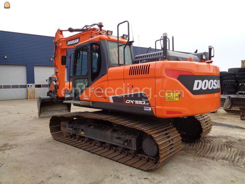 Doosan DX180LC-5