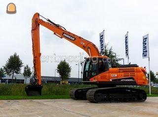 Doosan DX225LC-5 SLR Omgeving Veghel