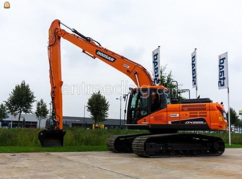 Doosan DX225LC-5 SLR
