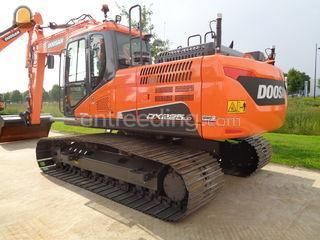 Doosan DX225LC-5 Omgeving Veghel