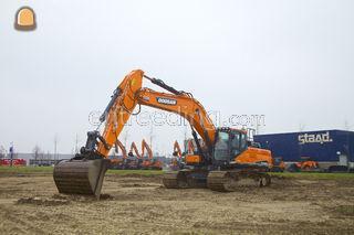 Doosan DX340LC-5 Omgeving Veghel