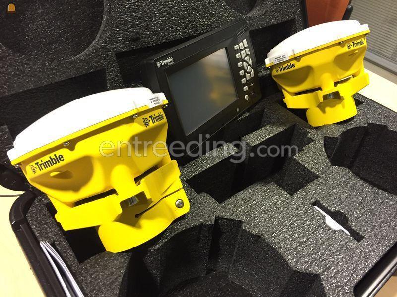 Trimble CB460 3D GPS set