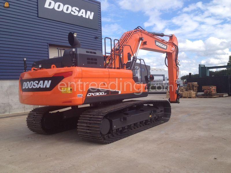 Doosan DX300LC-5