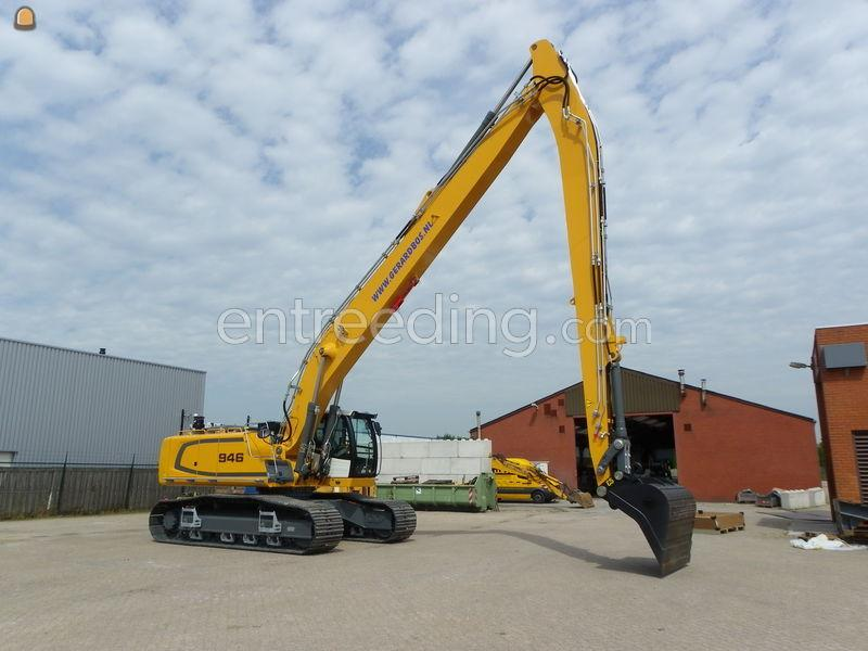 Liebherr R 946 Multi User+GPS