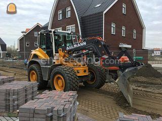 Ahlmann AZ150 Omgeving Alphen a/d Rijn