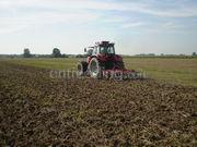 Case cvx 170+Cultivator