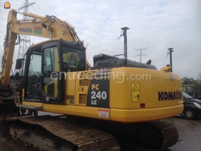 Komatsu PC 240 LC10