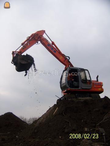 Projecten / werken grondwerken