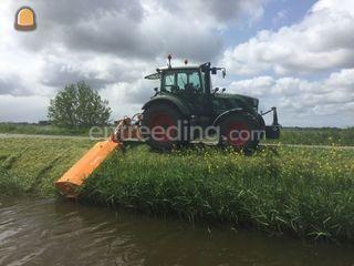 Tr + klepelmaaier Omgeving Alphen a/d Rijn