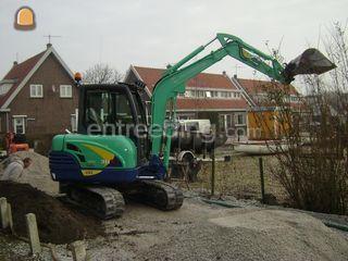 IHI 38N (3x) Omgeving Alphen a/d Rijn