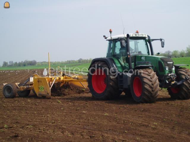 Tractor + kilver Trekker + kilverbak