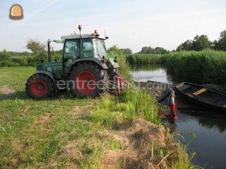 Lely waterpomp Omgeving Alphen a/d Rijn