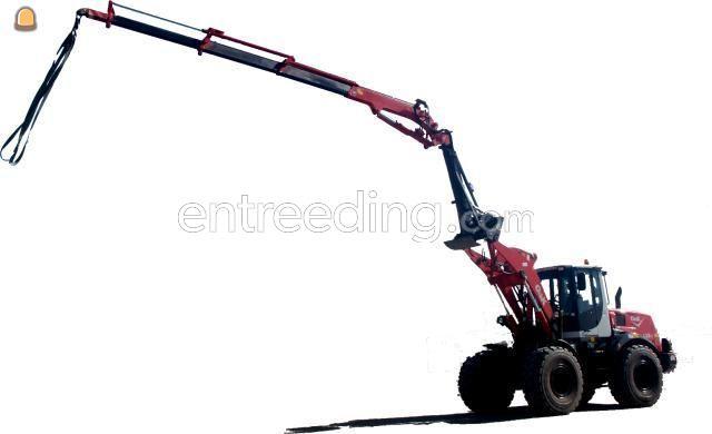 Wiellader / shovel O&K L20.6