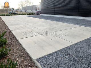 Prefab betonplaten te koop - Tuin oprit plaat ...