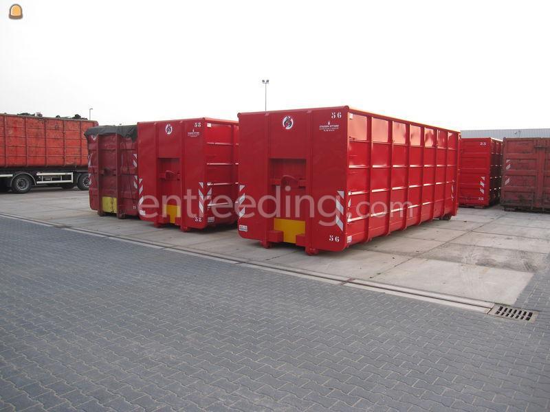 40 m³ container