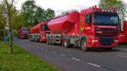 Tanktransport
