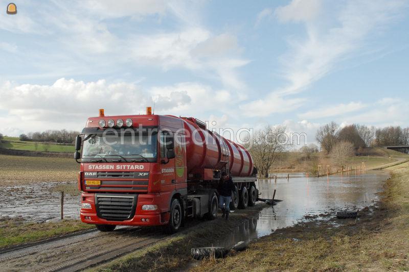 Zuigwagen water/calamiteiten