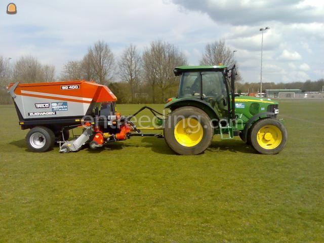 Tractor John Deere 5720+trilo