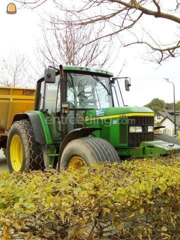 Tractor john deere 6410