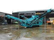 Terex Finlay 863 - 3 fractie zeefmachine