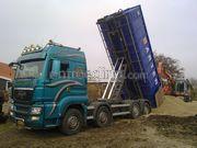 Kippervrachtauto MAN TGS 35.480 8x2-6