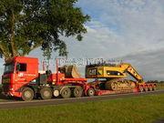 Dieplader Reijneveld Cat 345