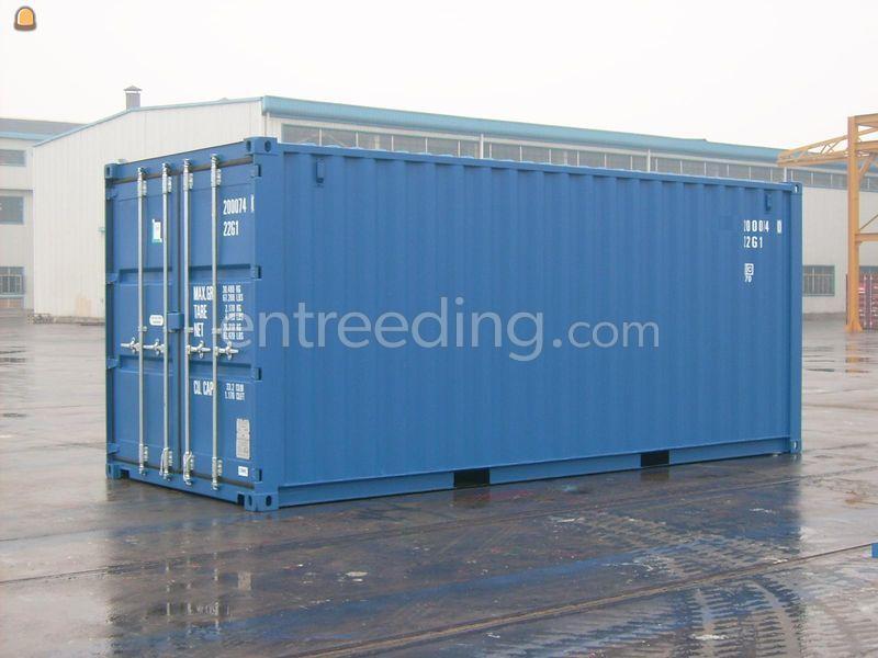 nieuwe containers 20ft te koop