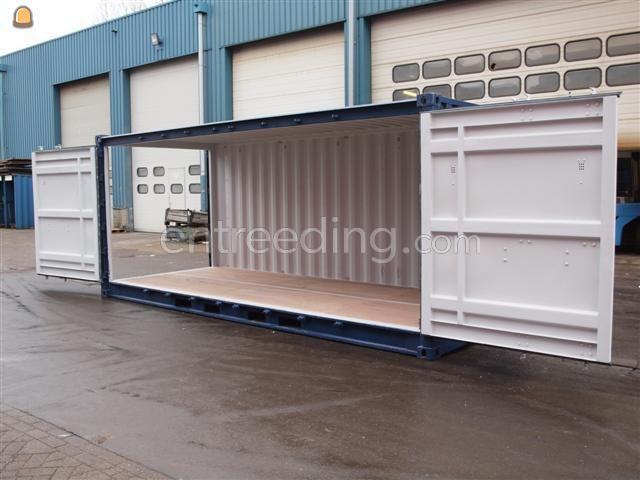 Kantoor unit container te huur