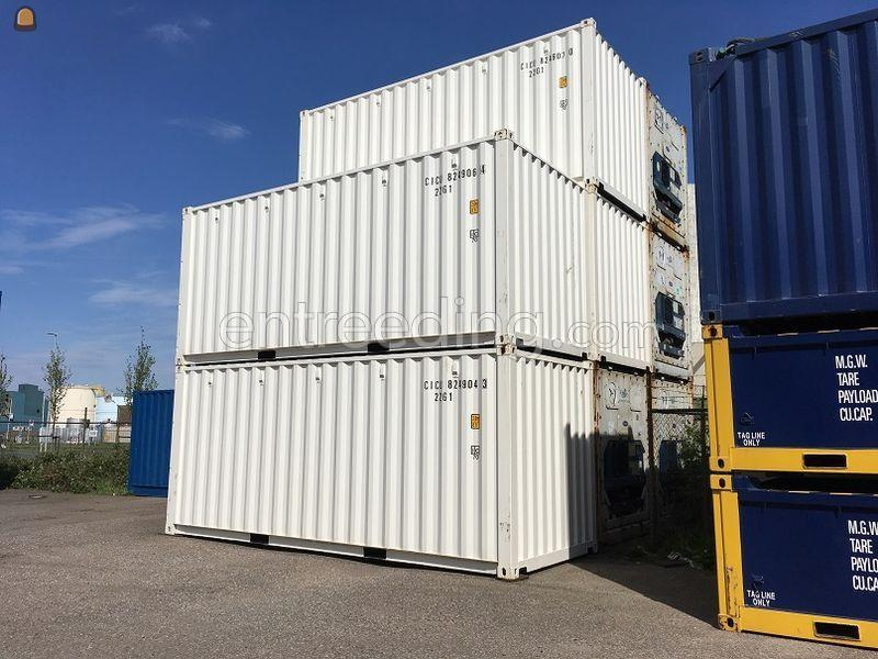 containers 20ft te huur
