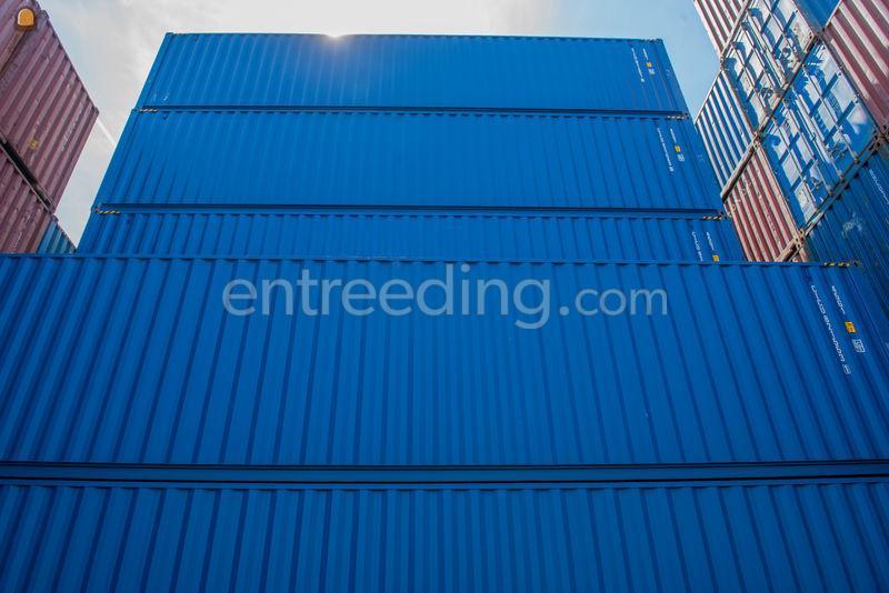 gebruikte containers 45ft